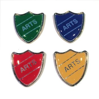 ARTS shield badge